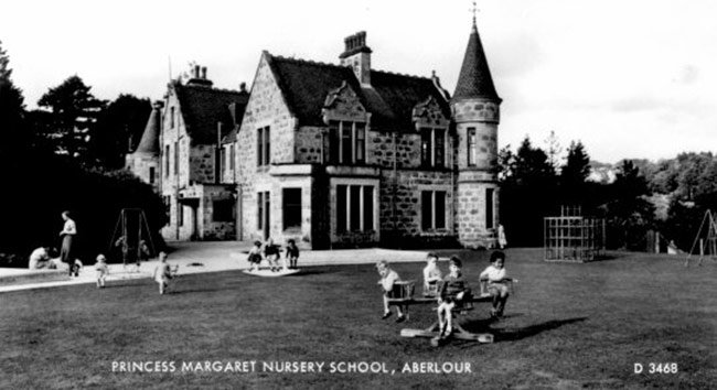 Aberlour Nursery and the history of the Dowans Hotel