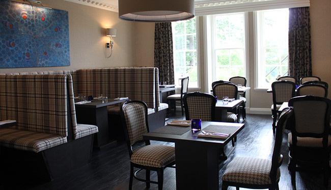 Bistro 57 at the Dowans Hotel Aberlour