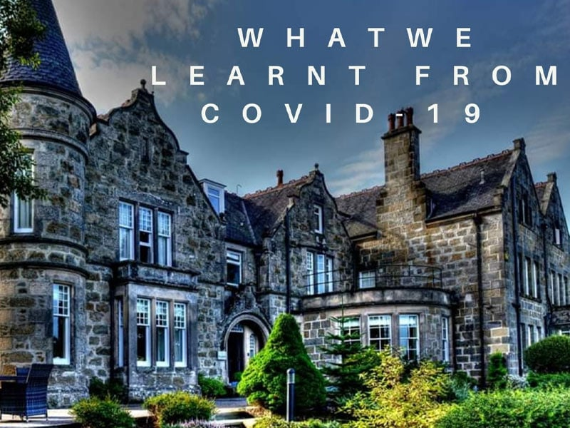 Covid: Lessons Learnt & Sustainability